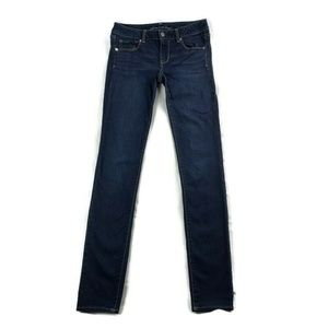 American Eagle Skinny Super Jeans 10 X Long